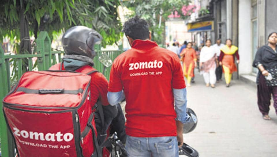 The police said they had received a complaint on July 25 from Zomato Media Private Limited.