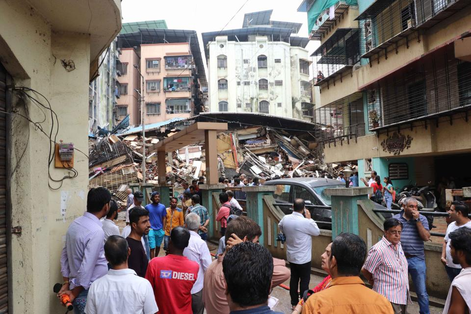 This is the second such incident to take place in Ulhasnagar camp 3 area in this week.