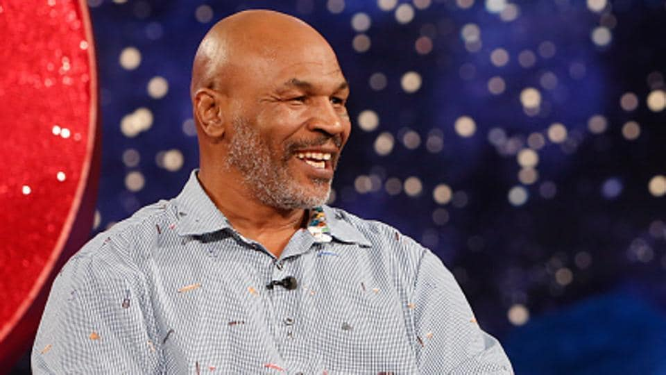 File photo of Mike Tyson.