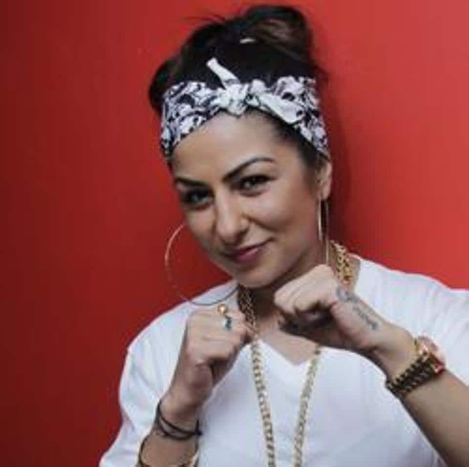 An FIR was registered against Hard Kaur under various sections of the Indian Penal Code (IPC) and Information Technology (IT) Act.