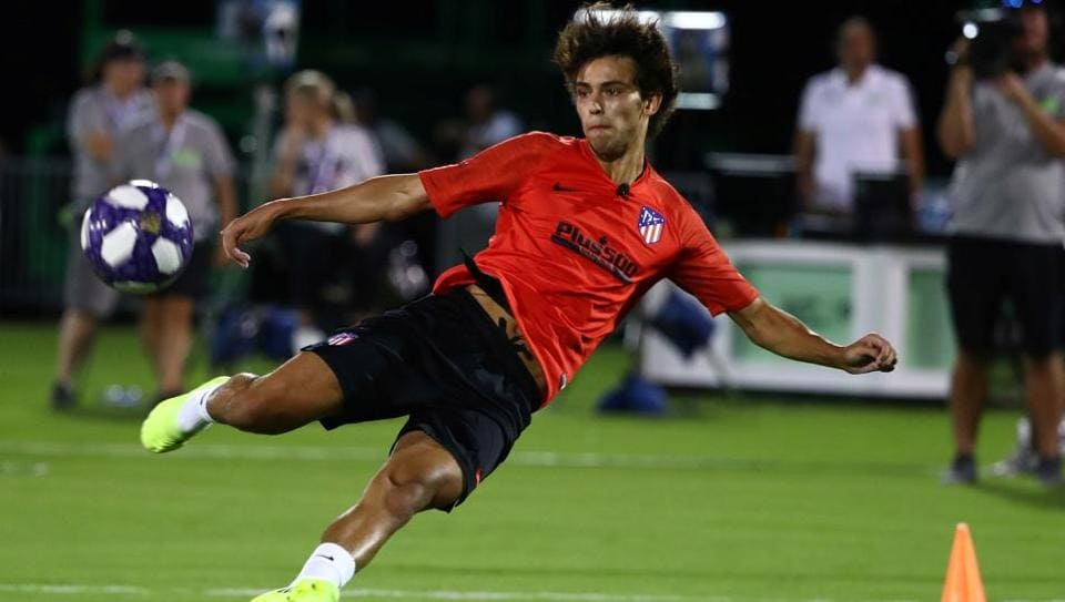 File image of Joao Felix