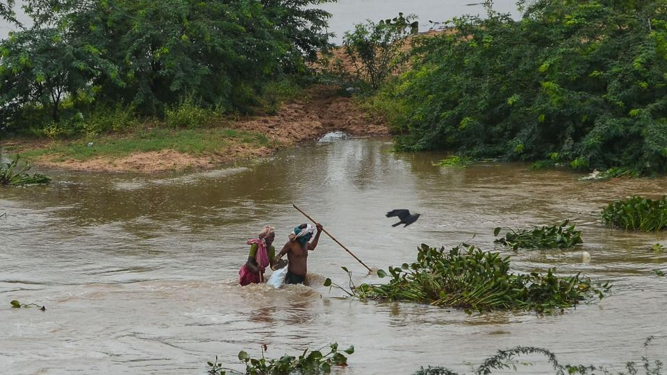 According to the Centre for Monitoring Indian Economy (CMIE), which has annual rainfall data from 1902, total rainfall in Kerala in 2018-19 was 3164.1 millimetres (mm).