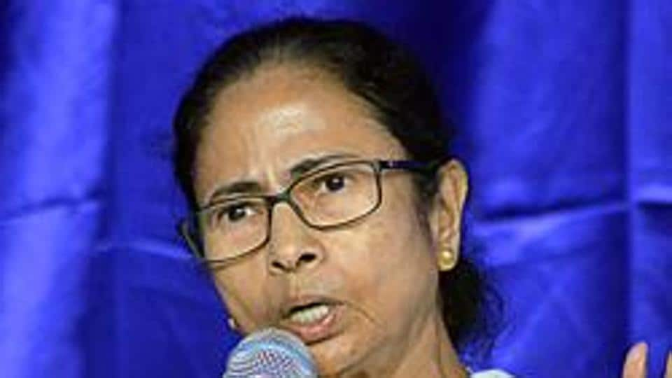 West Bengal Chief Minister Mamata Banerjee Tuesday said that she would rather die than prove her religion. (ANI Photo)