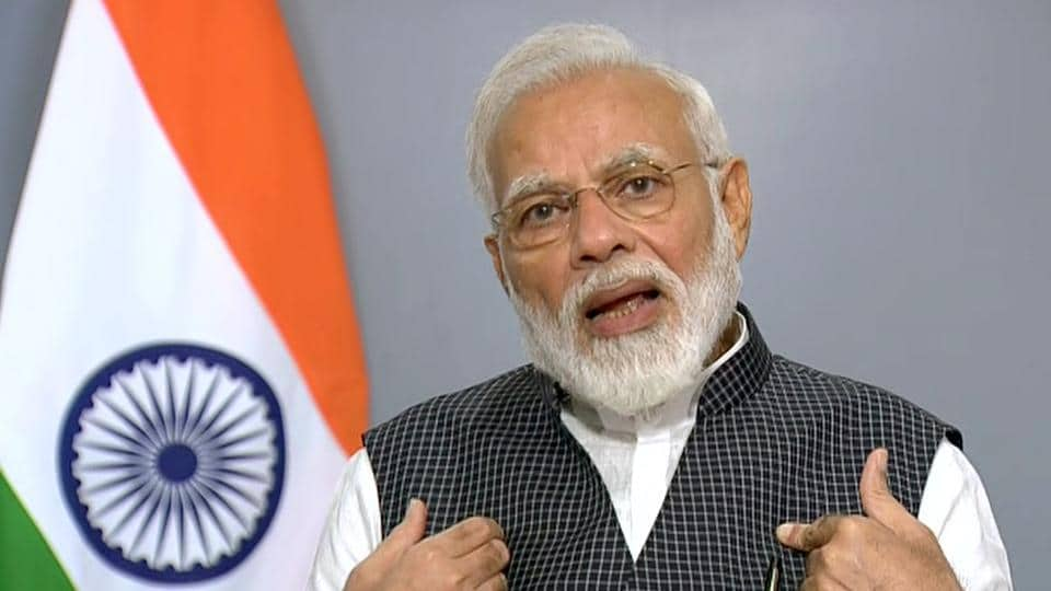 Prime Minister Narendra Modi  said his government has set an unprecedented pace within just the first few days of our governance.