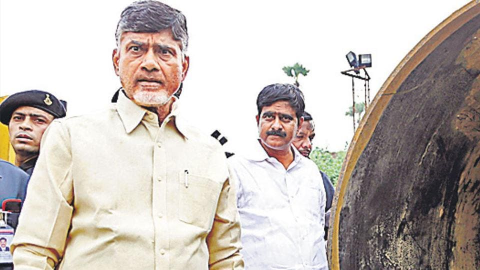 The YSRCP government in Andhra Pradesh  had downgraded former Chief Minister N Chandrababu Naidu's security in June.