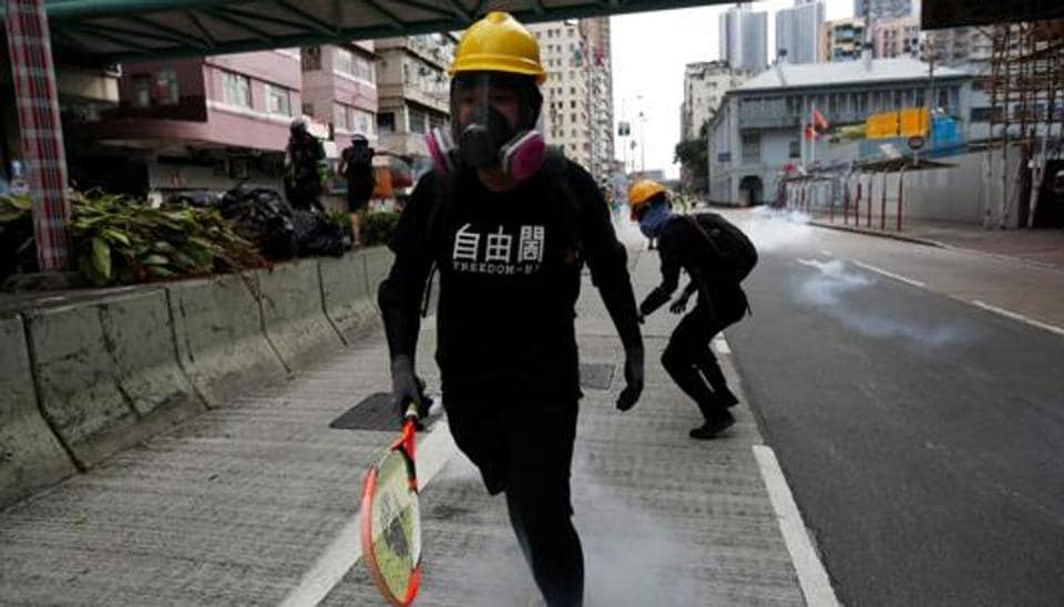 CK Asset's decision to put off the sale adds to signs of economic stress in the city more than two months after protests started against a proposed extradition bill, then turned into violent anti-Beijing protests.
