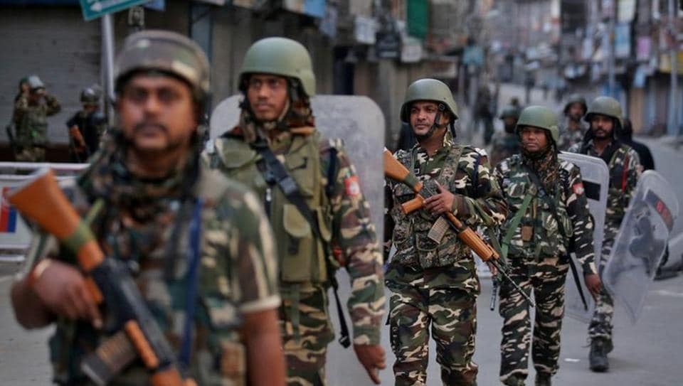 At the end of the day, battles are fought and won by junior leaders of security forces