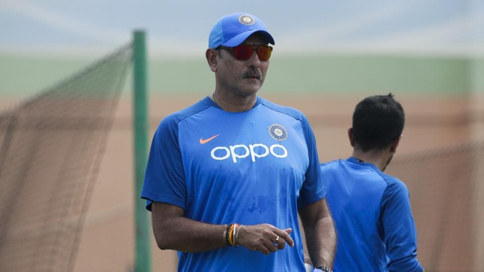 A chance for Ravi Shastri to make amends