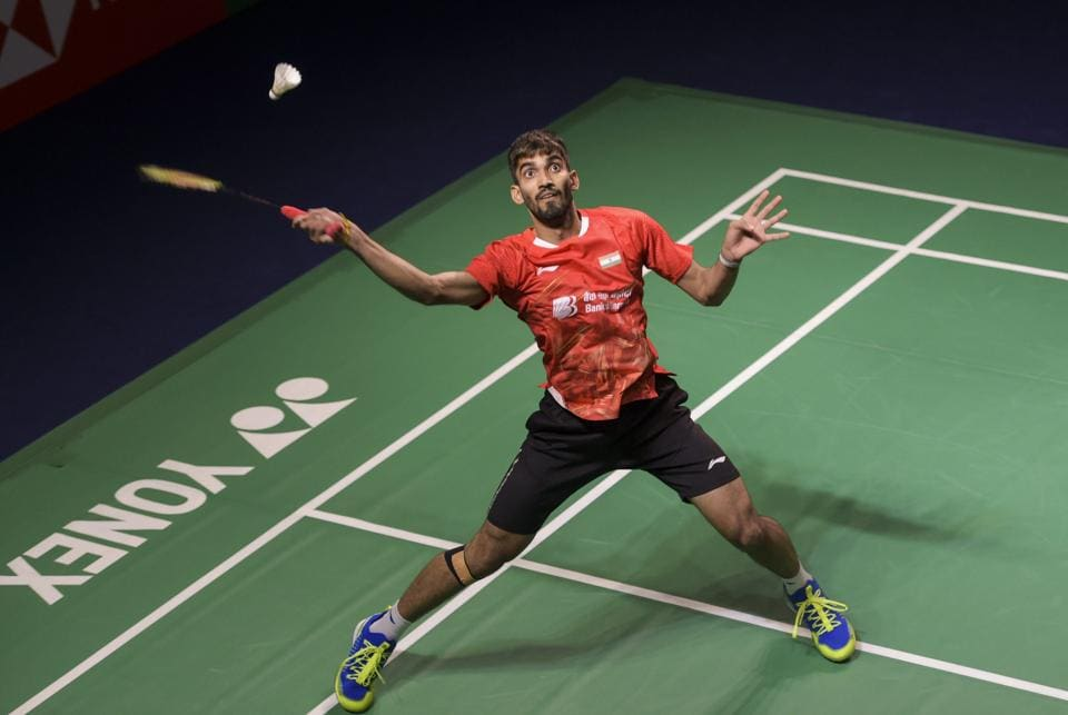 India's Kidambi Srikanth is hoping to regain form.