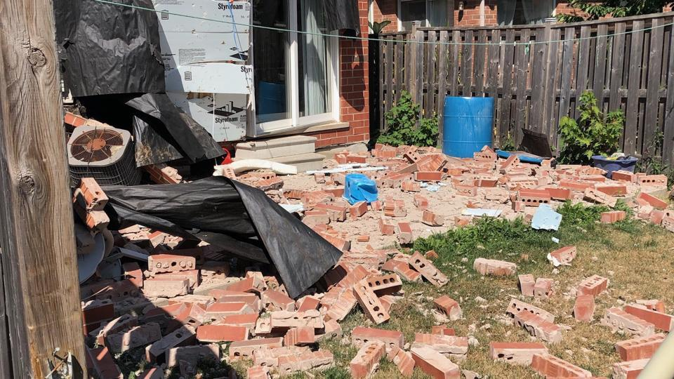 An explosion took place in an alcohol still in the house of a man, believed to be of Punjab origin, in Brampton on the outskirts of Toronto.