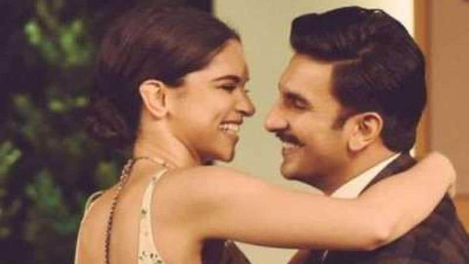 Check out Ranveer Singh's adorable post for wife Deepika Padukone