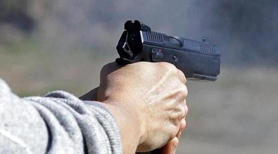 Two cousins were injured in the firing incident, said police