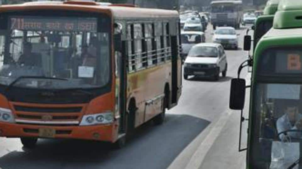 The draft proposal on free ride for women in public buses in Delhi is awaiting comments and suggestions from four different departments in the Delhi government, after which it is likely to be sent to the Delhi cabinet again for final approval, senior government officials said.
