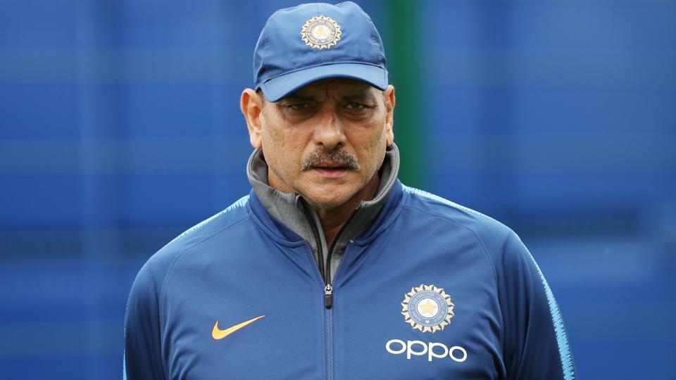 Ravi Shastri will continue as India's head coach.