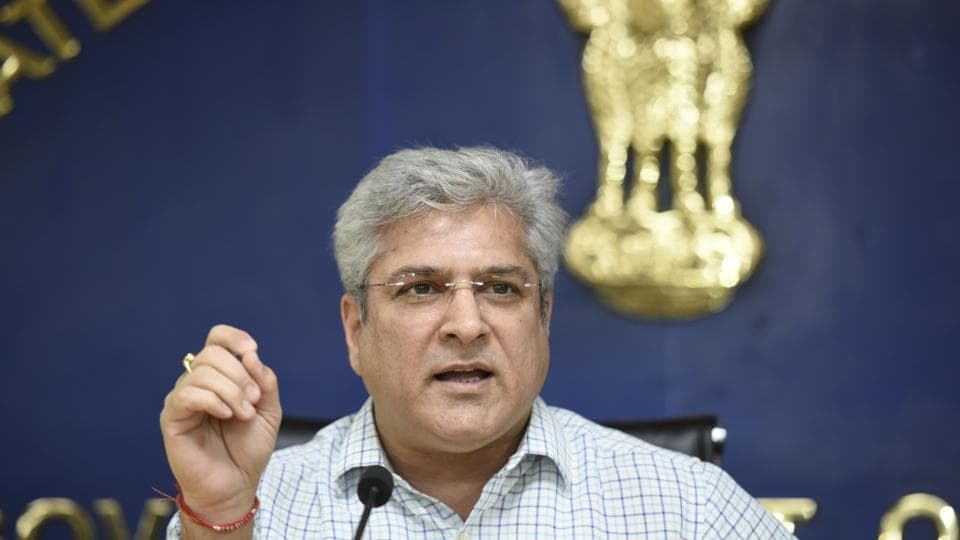 Delhi's transport minister Kailash Gahlot said that the implementation of the free ride for women passengers on the Metro was stuck because of a tussle with the Centre regarding nominations of non-bureaucrats to the Delhi Metro Rail Corporation's (DMRC's) board of directors.
