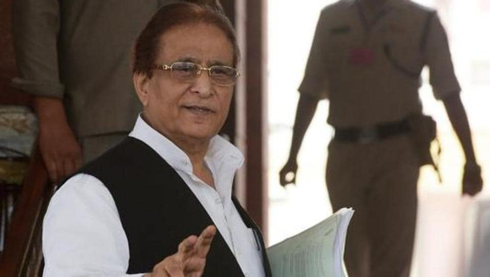On July 29, Azam Khan was declared land mafia following a series of cases registered against him in connection with the grabbing of government and agricultural land owned by poor farmers.
