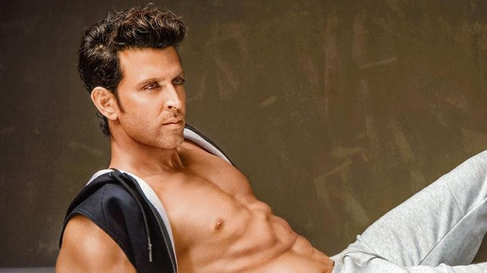 A US agency has declared Hrithik Roshan as the most handsome man in the world.