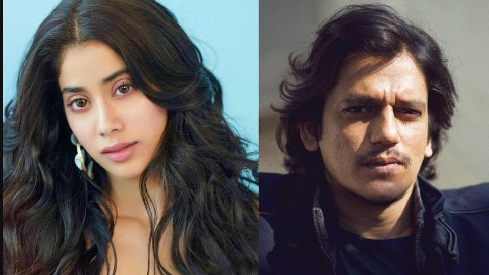 Janhvi Kapoor will work with Vijay Varma for the first time.