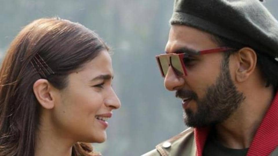 Karan Johar says Ranveer Singh has Shah Rukh Khan's mad intensity while Alia Bhatt has the spunk of Kajol.