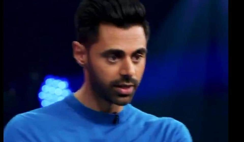 Hasan Minhaj talks about Kashmir in his latest episode of Patriot Act.