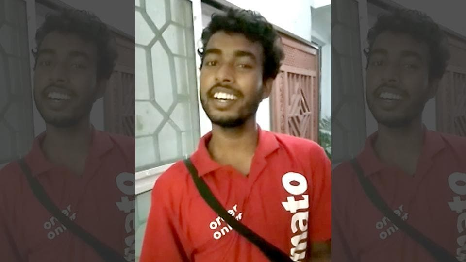 Till now, the video of the Zomato delivery man gathered about 31,800 views  - and counting.
