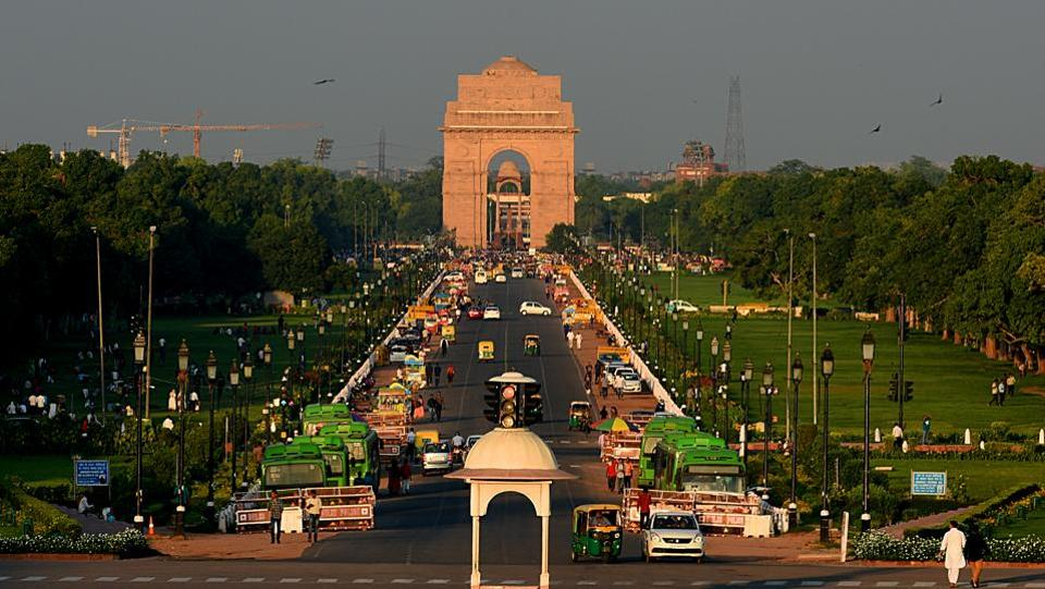 Delhiites have been breathing easy this year, with the national capital at present witnessing its cleanest air in the last eight years. In a city, which has been tagged as the most polluted in the world, the average air pollution level in the first seven months of the year have been the lowest, compared to the corresponding period of previous years since 2012. (Amal KS / HT Photo)