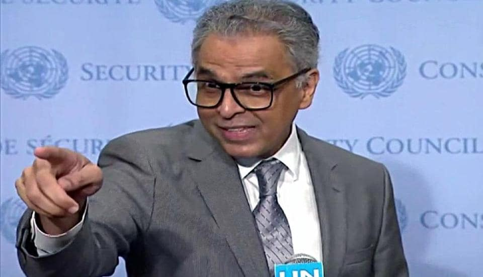 For Akbaruddin, who had earlier been the External Affairs Ministry spokesperson and also Prime Minister Narendra Modi's spokesperson on his foreign travels, this was his first encounter with the UN press corps.