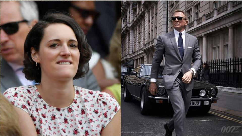 Daneil Craig was the one to bring Phoebe Waller-Bridge on board Bond 25.