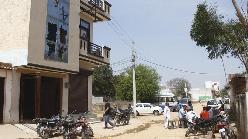 As many 38 villages have received a one-star rating, including a large number of villages from the Farrukhnagar block.