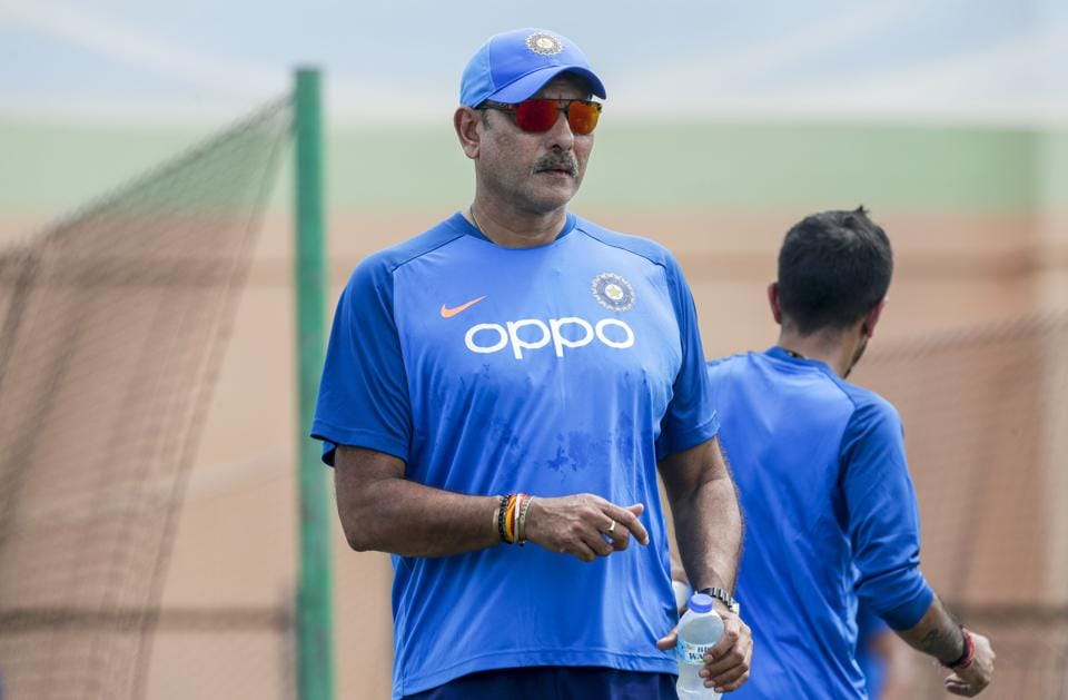 India head coach Ravi Shastri names a new No. 4 for Indian ODI side