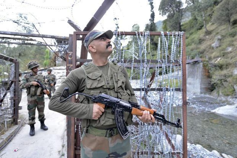 Lance Naik Sandeep Thapa (35), a resident of village Rajawala in Sahaspur district of Dehradun, sustained fatal injuries in the Pakistani firing in Nowshera sector of Rajouri district, as per an army official.