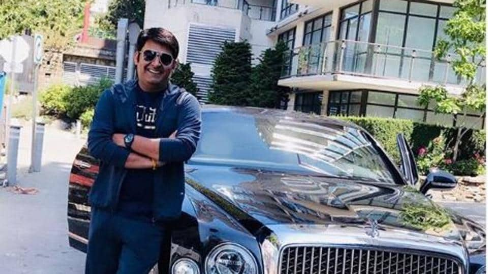 Kapil Sharma is currently hosting the second season of the hit TV show, The Kapil Sharma Show.