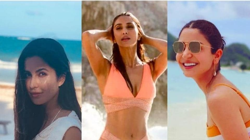 These travel photos of Bollywood's hottest will definitely raise the temperature.