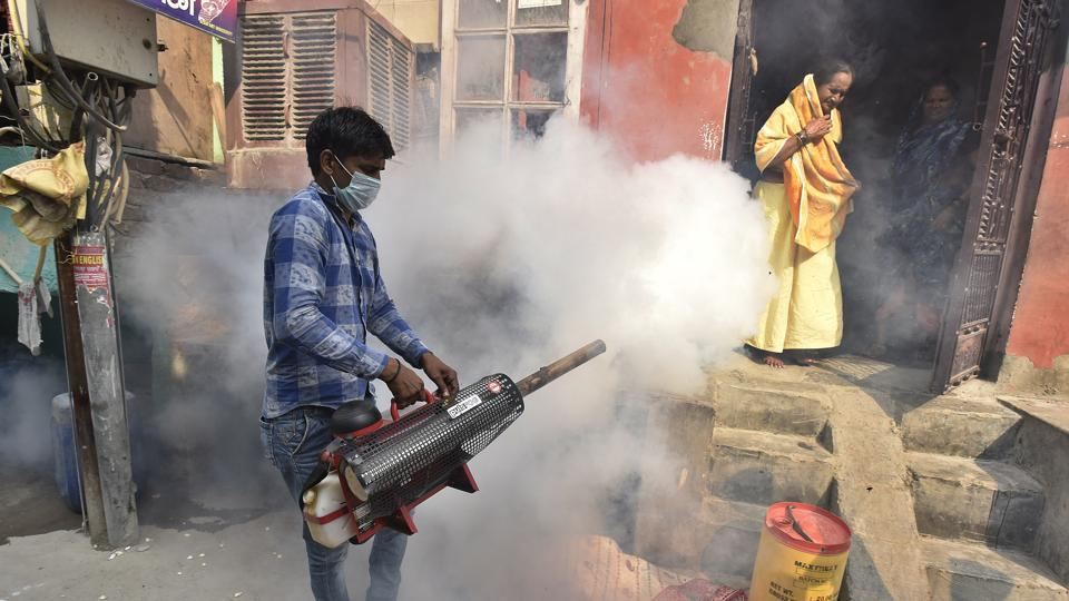The number of malaria cases has been double than that of dengue since the beginning of this year, Municipal Corporation of Delhi (MCD) data released on Monday said.