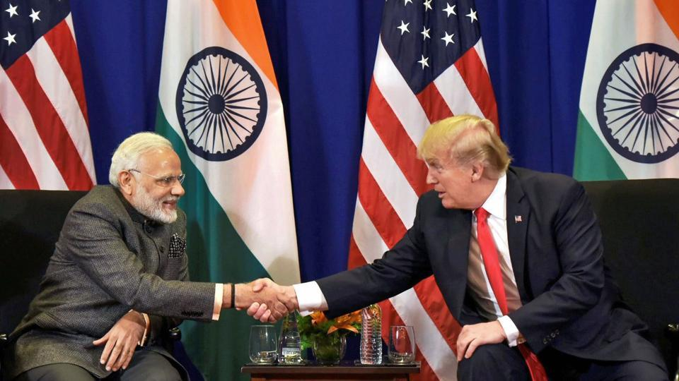 """US president Donald Trump conveyed to Prime Minister Narendra Modi the """"importance"""" of reducing tensions between India and Pakistan and maintaining peace in the region in a phone conversation during which they discussed regional developments and the US-India strategic partnership."""