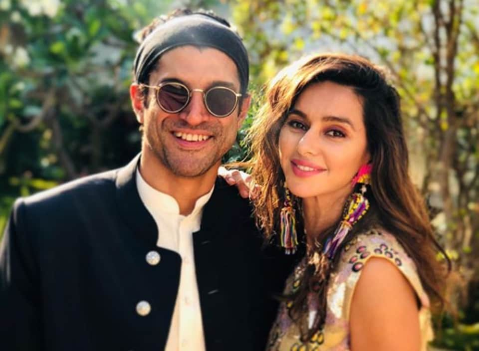 This is first time that Akhtar and Dandekar will walk the runway as a couple.