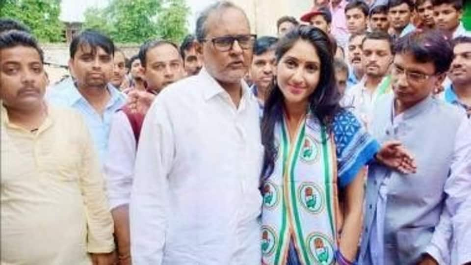 Former Congress MLA Akhilesh Singh passed away on Tuesday morning at the Sanjay Gandhi Post Graduate Institute of Medical Sciences.
