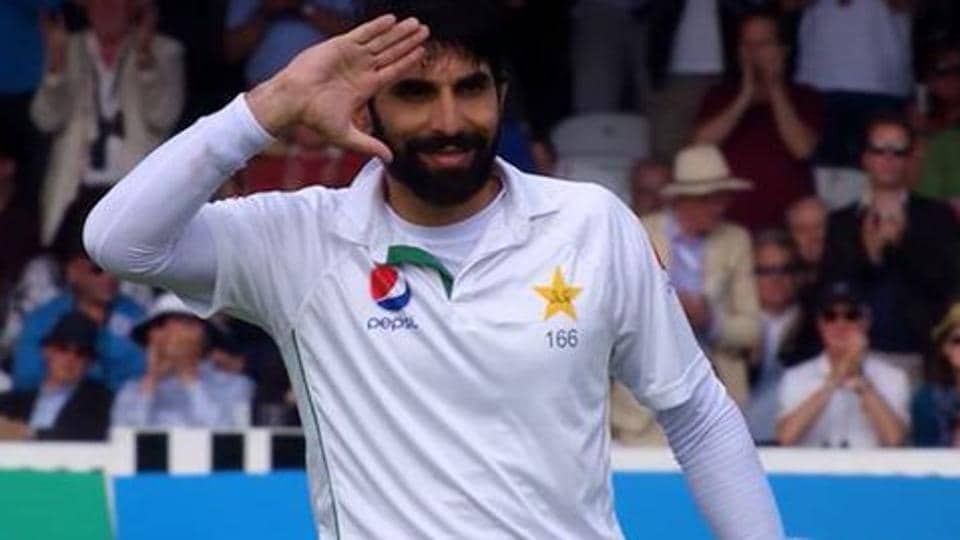 A file photo of Misbah-ul-Haq.