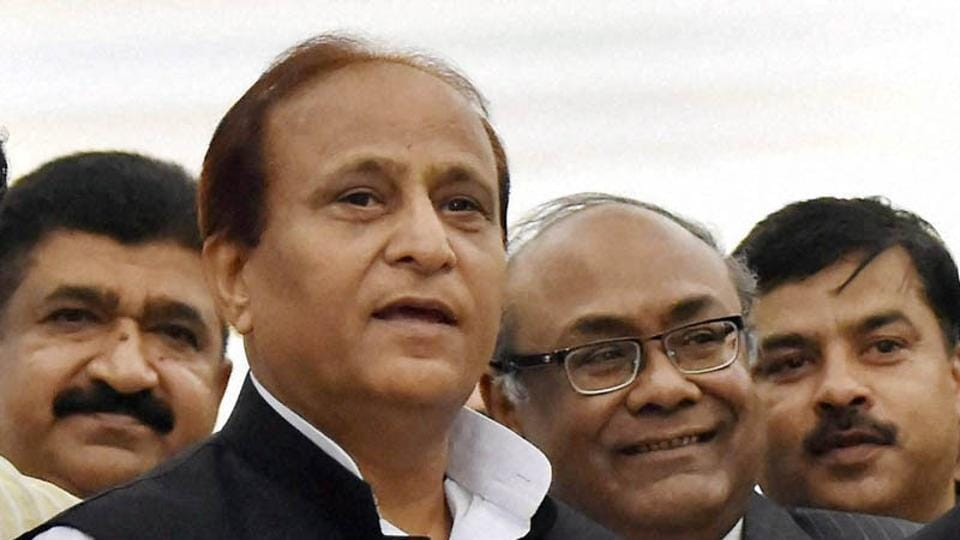 Samajwadi Party MP Azam Khan has been booked in a case of cheating and criminal conspiracy.