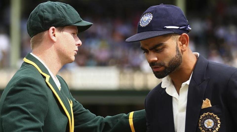File image of India captain Virat Kohli (R) and Australia cricketer Steve Smith.