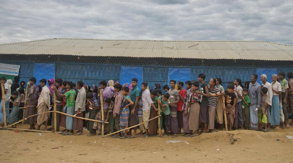 More than 3000 Rohingya refugees are going to be consulted by the UN refugee agency  and Bangladesh authority to determine if any want to return home.