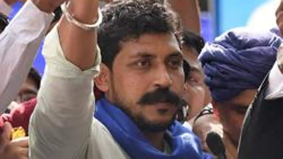 Chandrashekhar Azad said if RSS chief Mohan Bhagwat  gives a call for abolishing the caste system, the Bhim Army will support it.