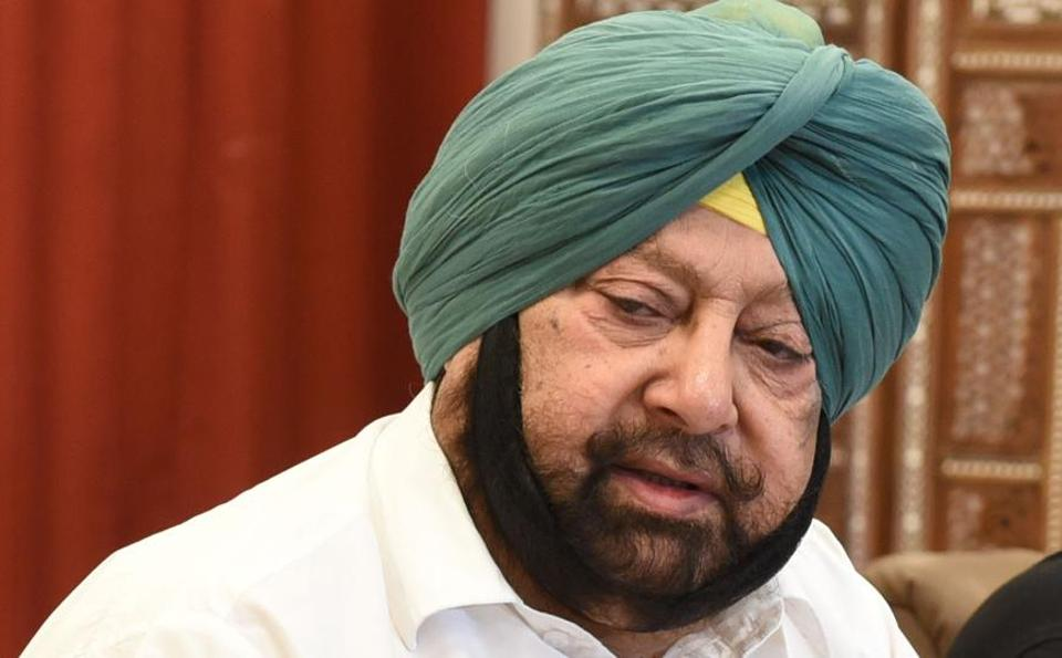 Immediate relief of ₹100 crore has been announced by Punjab CMAmarinder Singh for the flood-hit areas in the state.
