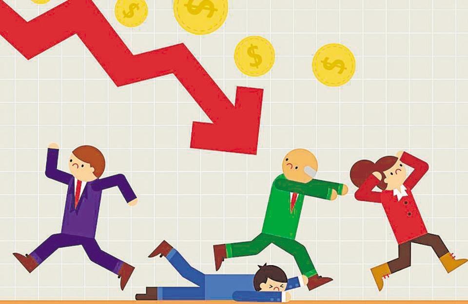 The economic indicators are signalling a prolonged slowdown in the economy.