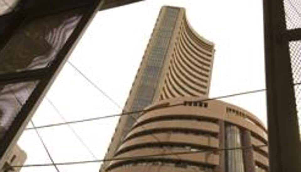 Domestic equity benchmark BSE Sensex rose over 100 points in early trade on Tuesday led by gains in IT stocks amid positive cues from global markets.