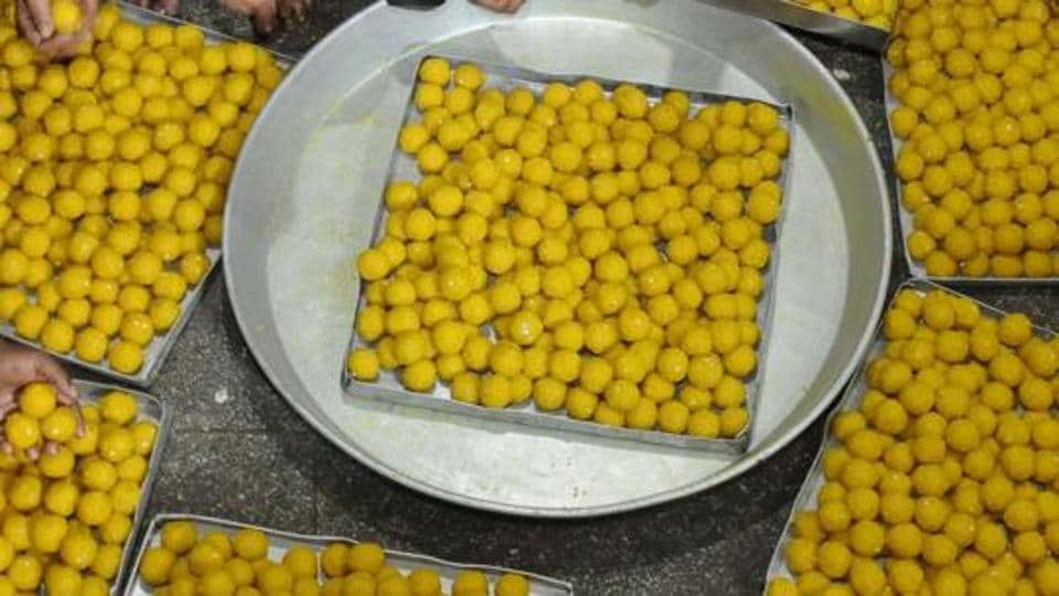 A resident of Meerut district has sought divorce on grounds that his wife, under the influence of a 'tantrik', was giving him only 'laddoos' to eat.