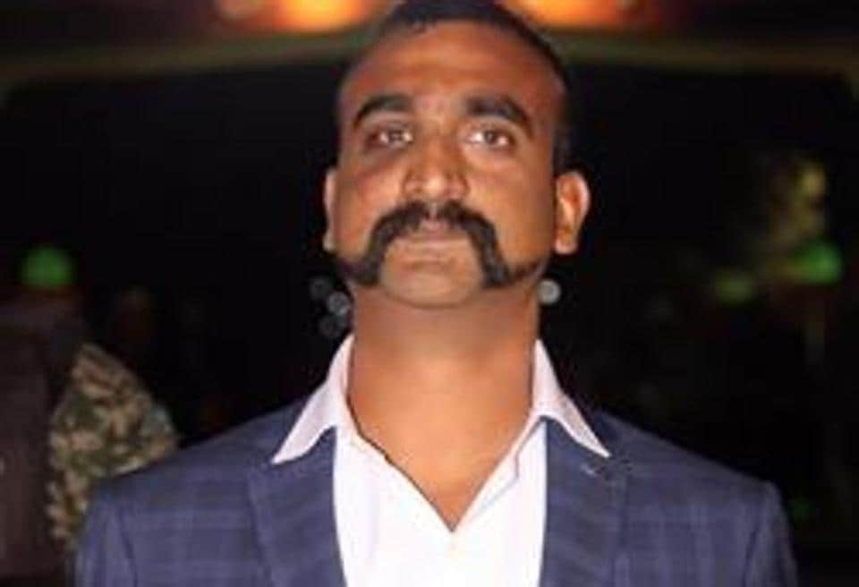 Commander Abhinandan Varthaman was captured when his IAF jet crashed in Pakistani territory in February this year.
