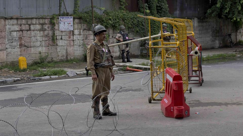 Pakistan said on Tuesday it would take the Kashmir issue with India to International Court of Justice.