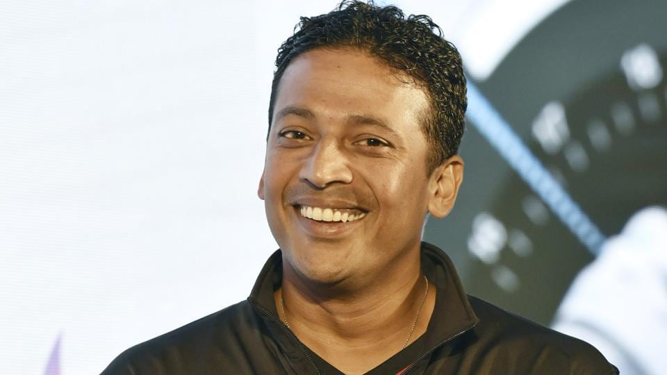 A file photo of former Indian tennis player Mahesh Bhupathi.