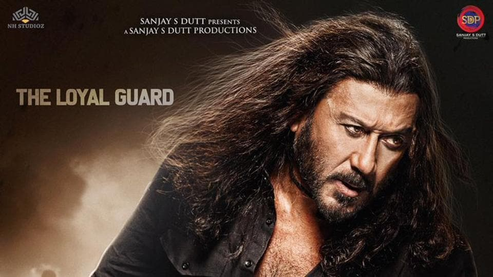 Jackie Shroff is a 'loyal guard' on his first look poster for Prasthanam.